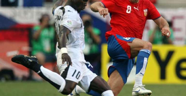 Ghana To Play Japan And South Korea